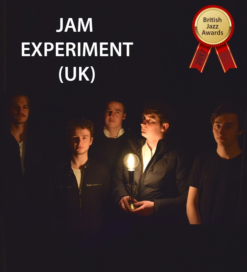 Jam Experiment /UK/