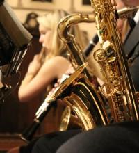 The Jazz Sax-O-Manie