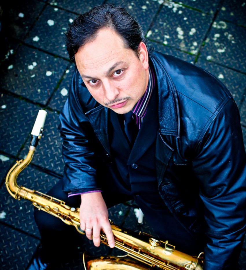Alex Garnett Quartet /USA, UK, CZ/