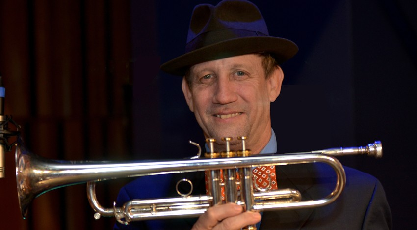 Kevin Clark: Excellent New Orleans Trumpet (USA)