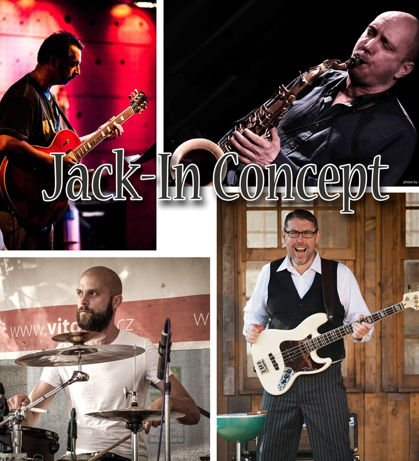 TRIBUTE TO SMOOTH JAZZ LEGENDS: JACK IN CONCEPT