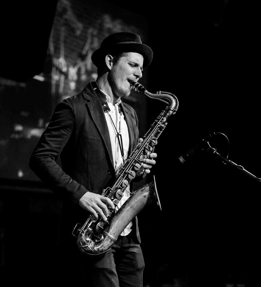 Parker-Weller-Drobka Band /USA/ - JAZZ FROM NEW YORK TO CHICAGO