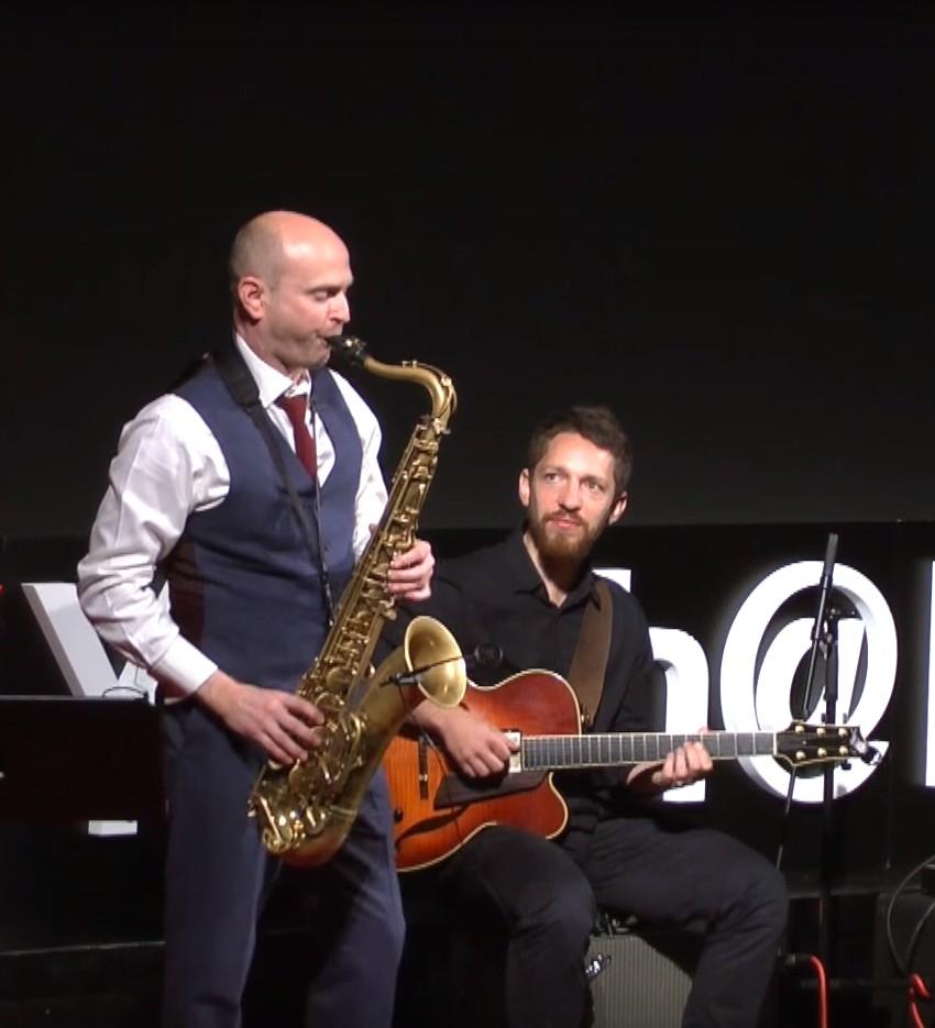 Jeremy Chapman Band /UK/
