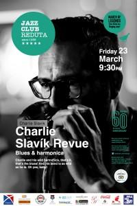 CHARLIE SLAVÍK REVUE