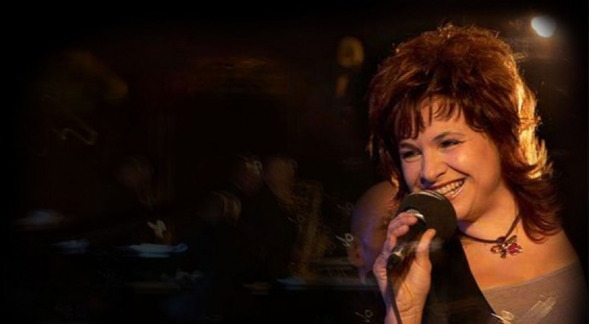 Elena Sonenshine Sings With the Swing Quartet