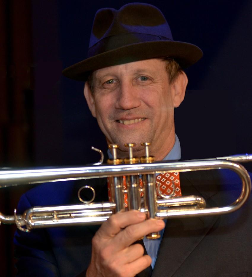 Kevin Clark: Excellent New Orleans Trumpet (USA)