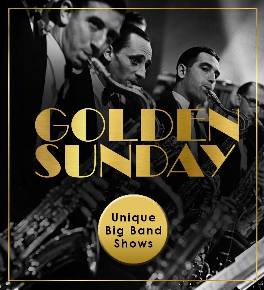 Golden Sunday - Bohemia Big Band