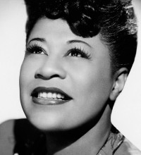 TO WORLD LEGENDS… ELLA FITZGERALD
