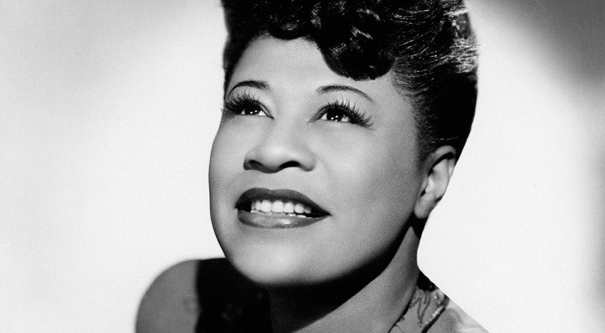 Tribute To World Legends… ELLA FITZGERALD