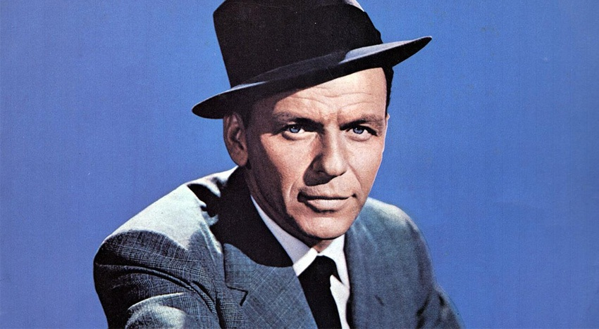 Tribute To World Legends… Frank Sinatra