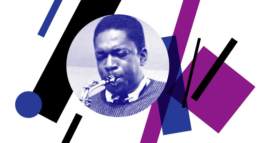 Tribute To World Legends… John Coltrane