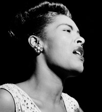 TRIBUTE TO WORLD LEGENDS... Billie Holiday